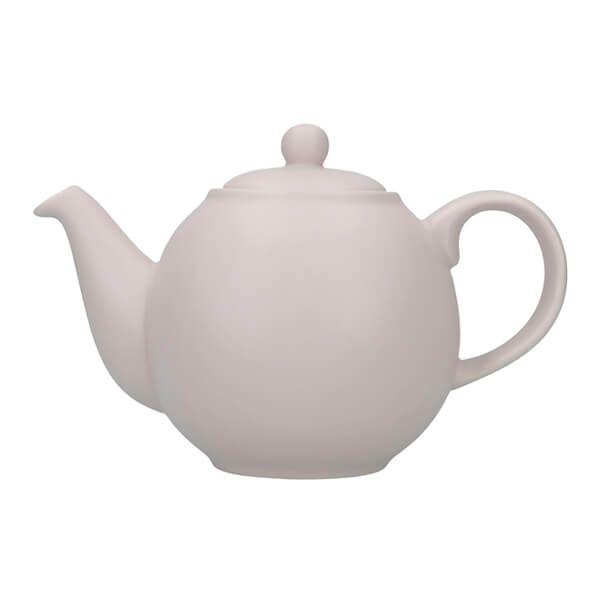 London Pottery Globe 2 Cup Teapot Nordic Pink