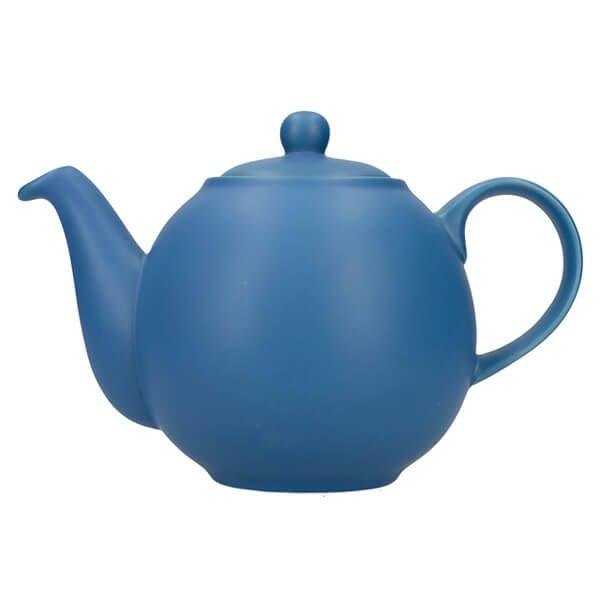 London Pottery Globe 4 Cup Teapot Nordic Blue