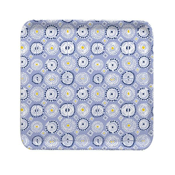 Melamaster Square Tray Orbs