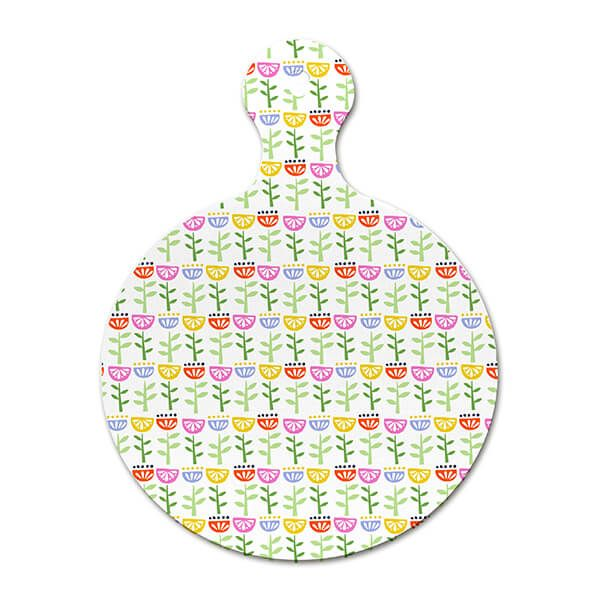 Melamaster Chopping Board Florets