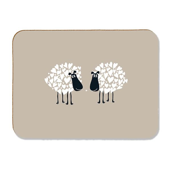 Melamaster Pastry Board Sheep