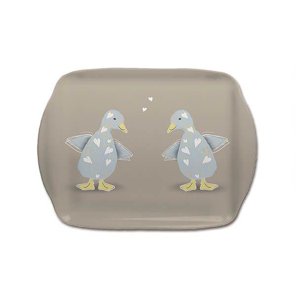 Melamaster Scatter Tray Duck