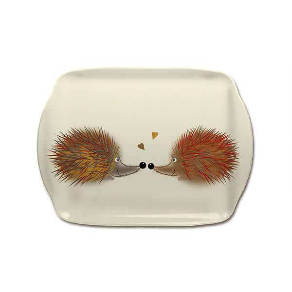 Melamaster Scatter Tray Hedgehog