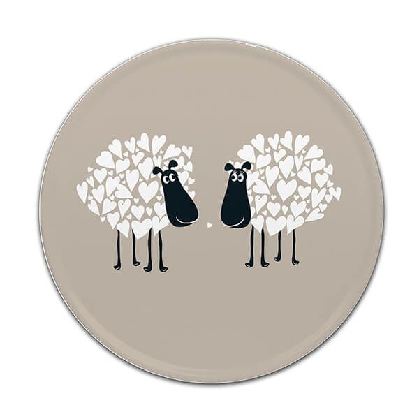Melamaster Pot Stand Sheep