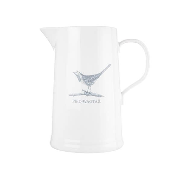 Mary Berry English Garden Large Jug Pied Wagtail