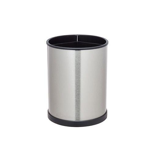 Master Class Stainless Steel Rotating Utensil Pot
