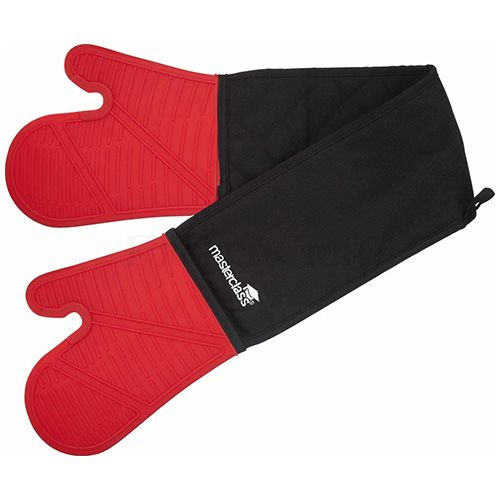 MasterClass Seamless Silicone Double Oven Glove
