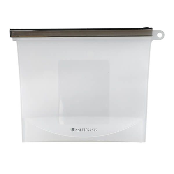 MasterClass Silicone Food Storage Bag 1L