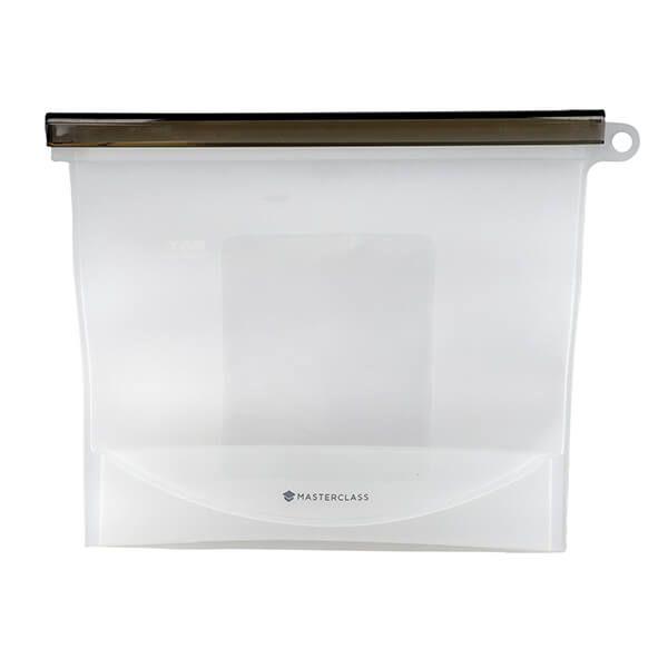 MasterClass Silicone Food Storage Bag 1.5L