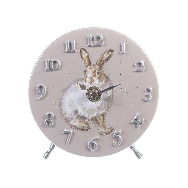 Wrendale Designs Hare Mantel Clock