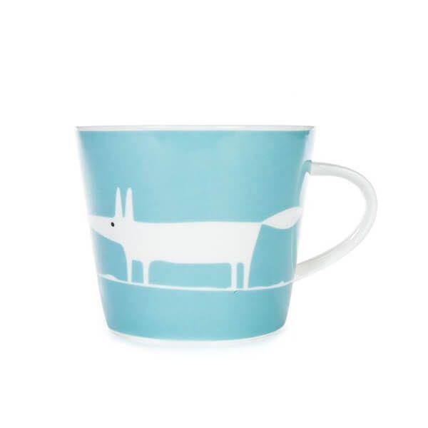 Scion Living Mr Fox Teal 350ml Mug