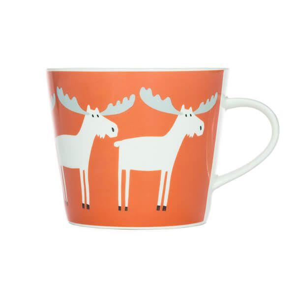 Scion Living Marty Moose Ice & Pimento 350ml Mug