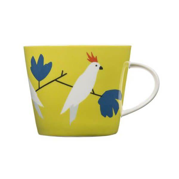 Scion Living Love Birds Zest 350ml Mug