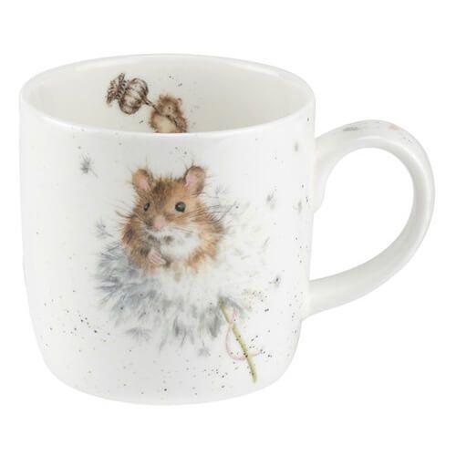 Wrendale Designs Fine Bone China Mug Country Mice 6 for 5