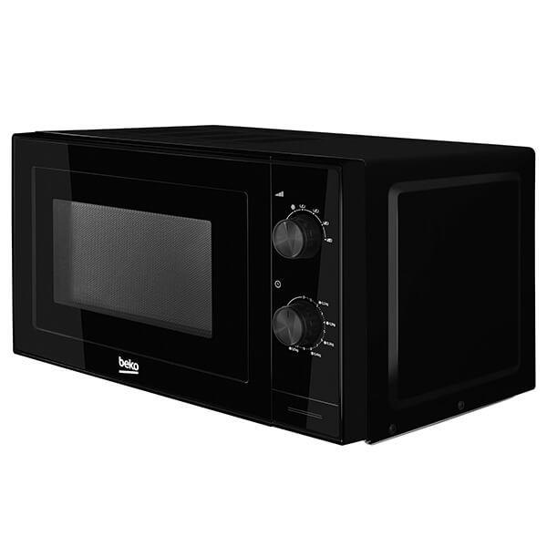 Beko 700 Watt / 20 Litre Microwave Black