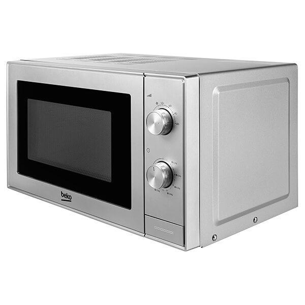 Beko 700 Watt / 20 Litre Microwave Silver