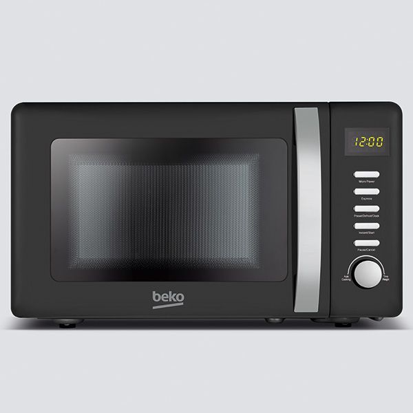 Beko 800 Watt / 20 Litre Microwave Retro Black