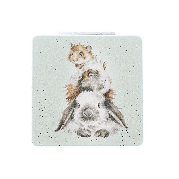 Wrendale Designs Rabbit/Guinea Pig/Hamster Mirror