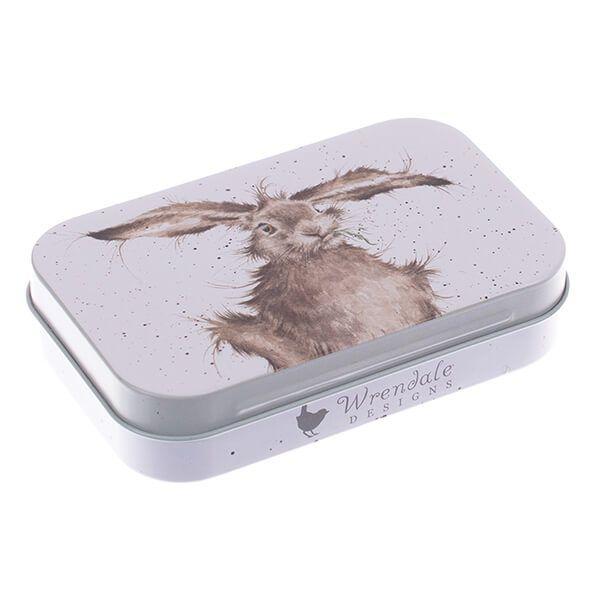 Wrendale Designs Hare Mini Tin