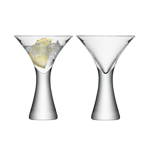 LSA Moya Cocktail Glass Set Of Two
