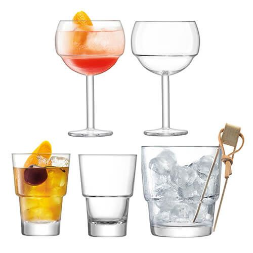 LSA Mixologist Cocktail Ice Set