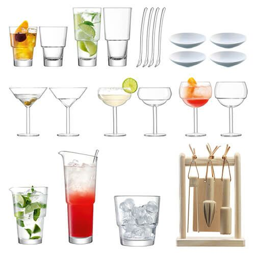 LSA Mixologist Cocktail Connoisseur Set
