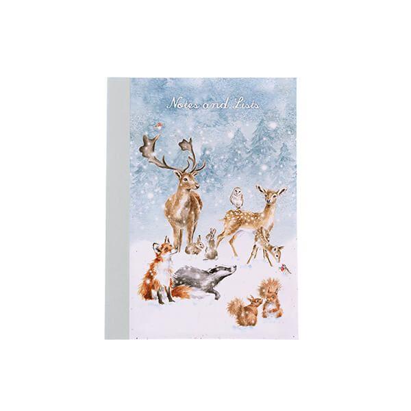 Wrendale Designs A6 Winter Wonderland Notebook