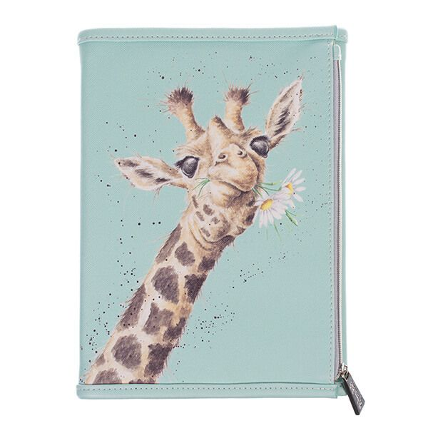Wrendale Zoology Notebook Wallet