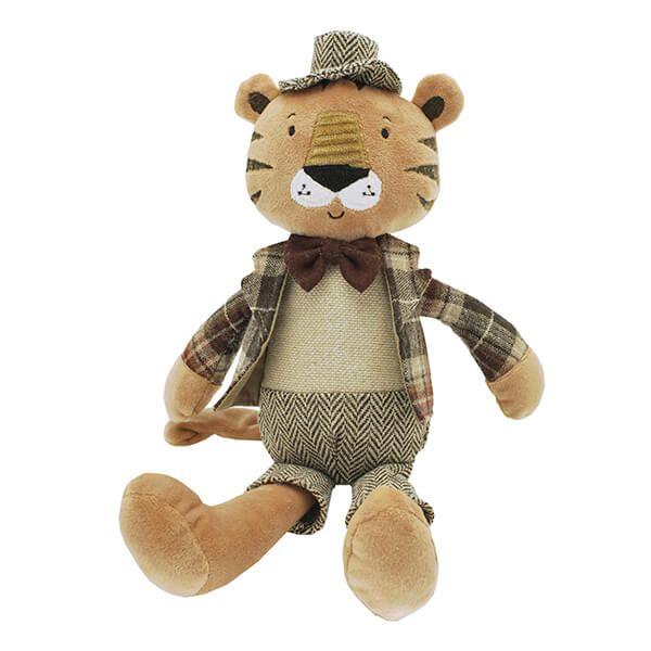 Walton & Co Dressed Tiger Rob Toy