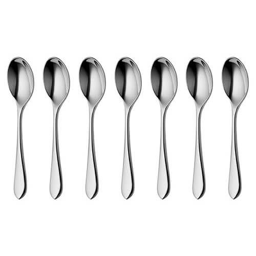 Robert Welch Norton Bright Coffee Spoon 8 Piece Set