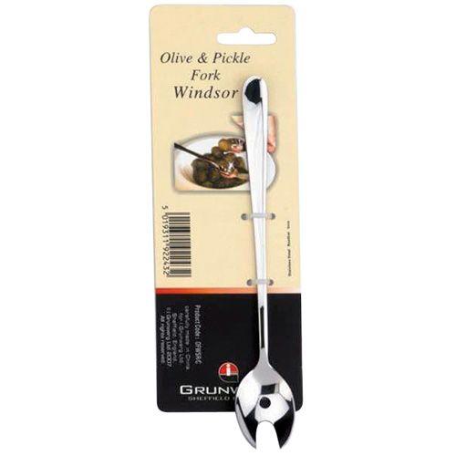 Grunwerg Windsor Olive / Pickle Fork