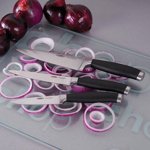 James Martin 3 Piece Knife Set