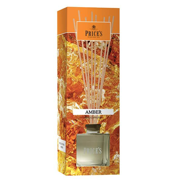 Prices Fragrance Collection Amber Reed Diffuser