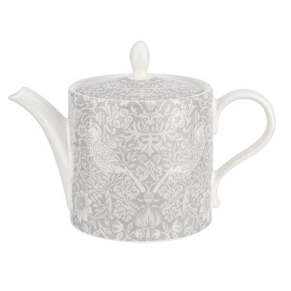Morris & Co Strawberry Thief Teapot