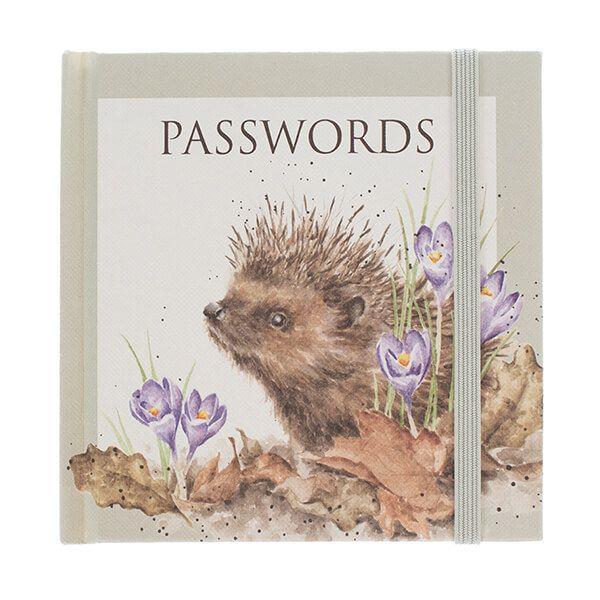 Wrendale Designs Password Book