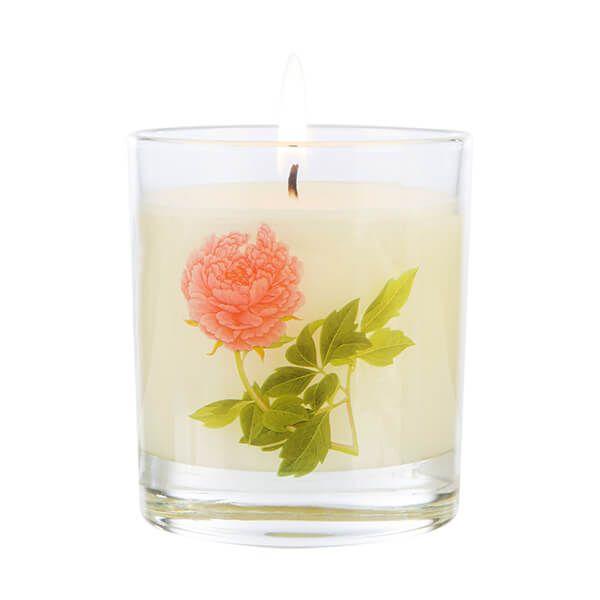 Wax Lyrical RHS Fragrant Garden Peony Medium Candle