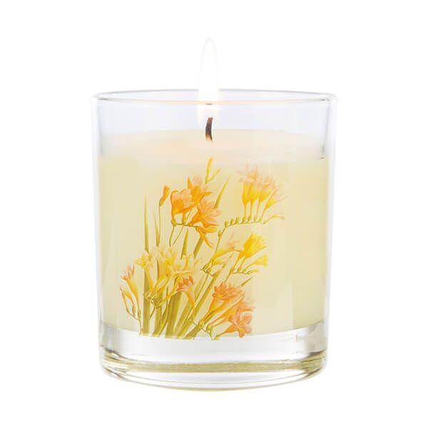 Wax Lyrical RHS Fragrant Garden Freesia Medium Candle