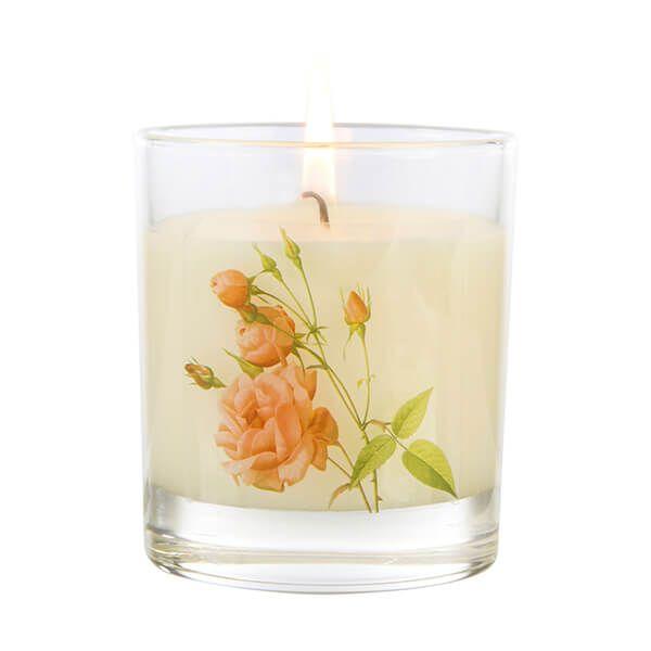 Wax Lyrical RHS Fragrant Garden Rose Medium Candle