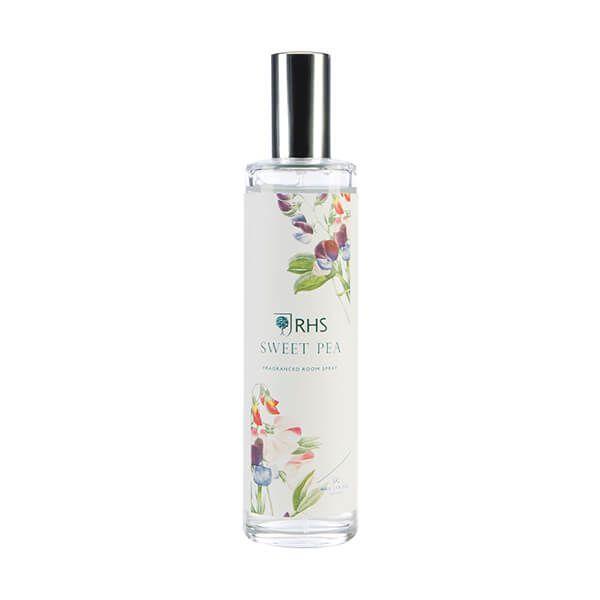 Wax Lyrical RHS Fragrant Garden Sweet Pea Room Mist 100ml