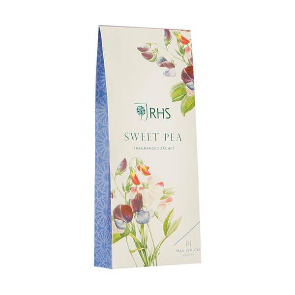 Wax Lyrical RHS Fragrant Garden Sweet Pea Scented Sachet