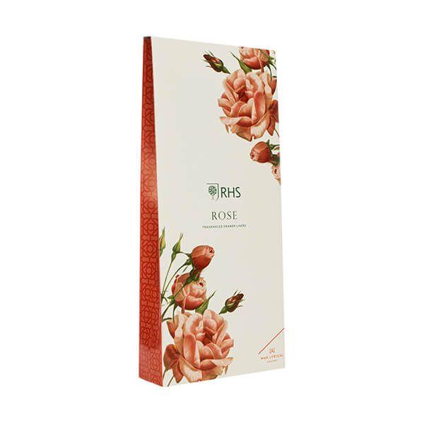 Wax Lyrical RHS Fragrant Garden Rose Drawer Liners