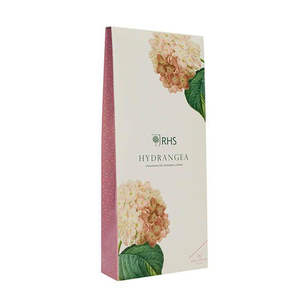 Wax Lyrical RHS Fragrant Garden Hydrangea Drawer Liners
