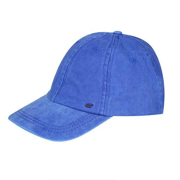 Regatta Men's Cassian Baseball Cap Nautical Blue
