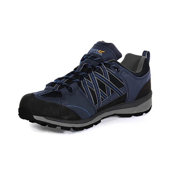 Regatta Men's Samaris II Walking Shoes Navy Nautical Blue