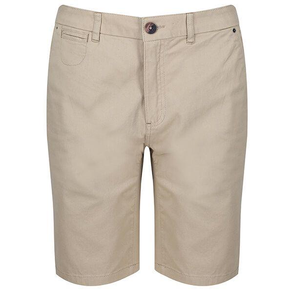 Regatta Men's Salvator Casual Chino Shorts Oat Size 40