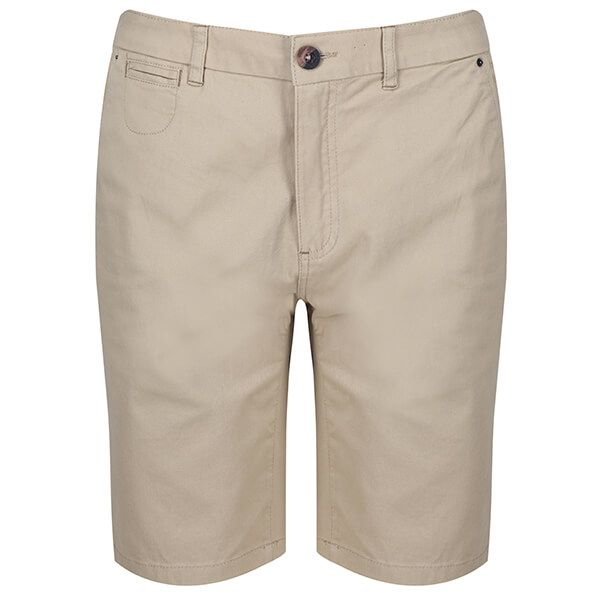 Regatta Men's Salvator Casual Chino Shorts Oat Size 38