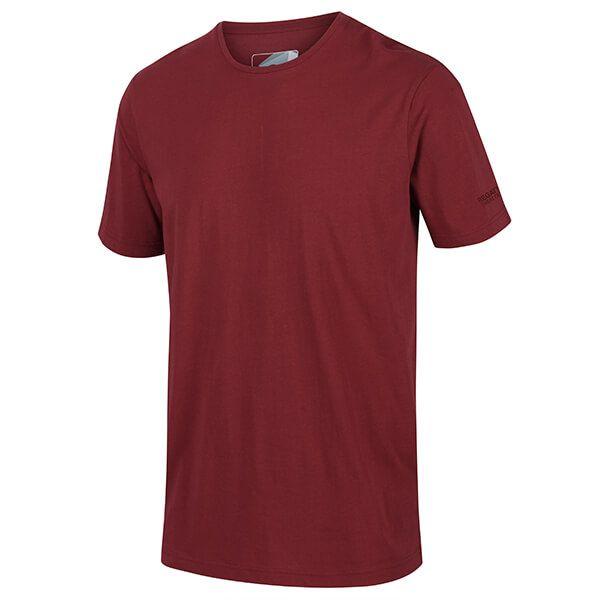 Regatta Men's Tait Lightweight Active T-Shirt Delhi Red Size L