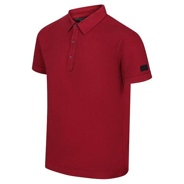 Regatta Men's Taiden II Coolweave Polo Shirt Delhi Red