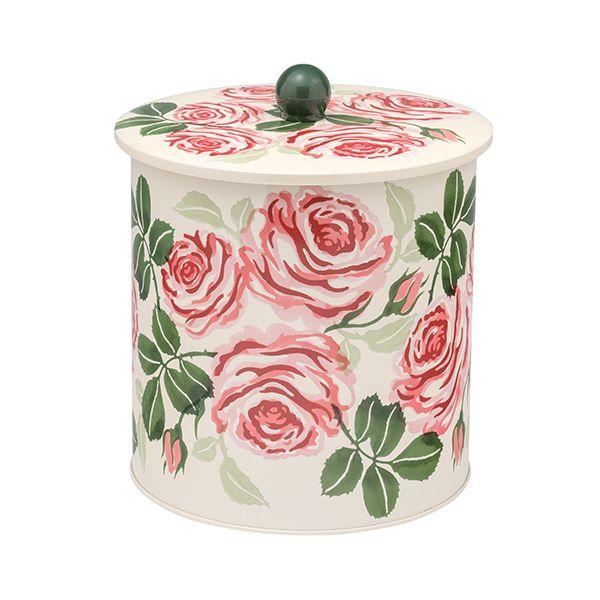 Emma Bridgewater Roses Biscuit Barrel