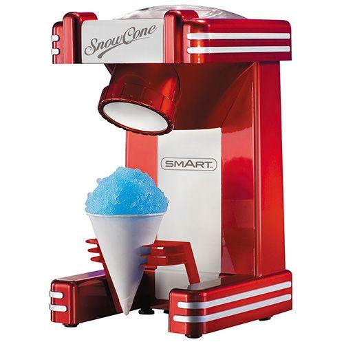 Smart Retro Single Snow Cone Maker